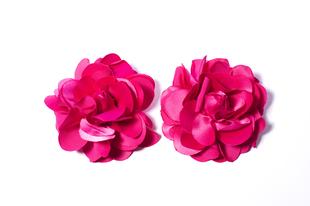 Květinová ozdoba FLOX růžová