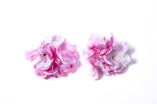 Květinová ozdoba FLOX hortenzie růžová