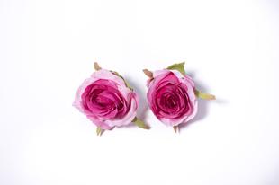 Květinová ozdoba FLOX růže divoká růžová
