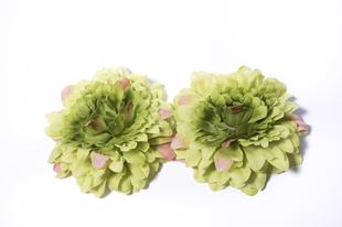 Květinová ozdoba FLOX astra zelená