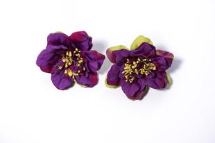 Květinová ozdoba FLOX fialka fialová