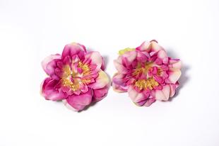 Květinová ozdoba FLOX fialka růžová