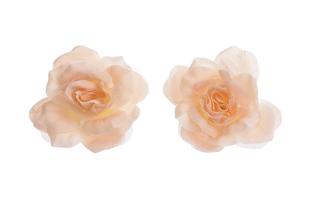 Květinová ozdoba FLOX růže romantická velká